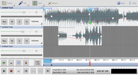 free recording studio app for android mixpad mixer free android apps on play