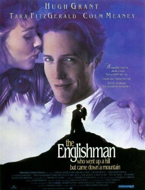 Hugh Grant Is An Angry Englishman by Tepeden Indim Dağa The Englishman Who Went Up A Hill But