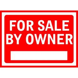 for sale by owner sign template original file svg file nominally 200 215 200 pixels