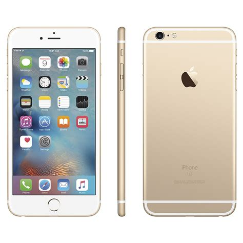 apple iphone 6s plus 64gb unlocked gsm 4g lte 12mp phone certified refurbsihed ebay