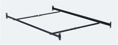 Metal Bed Frame Rails Bed Frames Bolt On On Metal Bed Rails W Cross Angles For Hdbd Ftbd Free Shipping