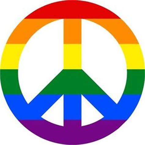 Bumper Rainbow 3d sticker decal car bike macbook bumper room peace