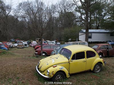 Volkswagen Salvage Yard by Decay January 2010