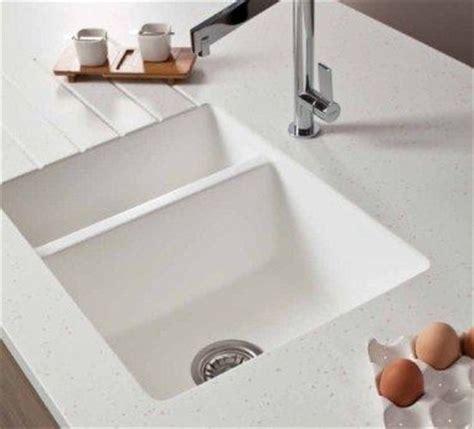 Moulded Kitchen Sinks And Worktops Kitchen Worktops 4 1m Bushboard Encore White