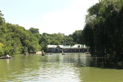 the central park boat house a walk in the park nyc style styleat30