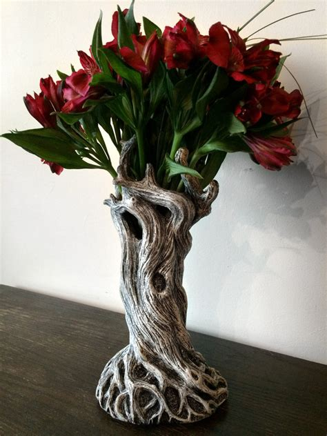 Tree Vase tree vase white finish