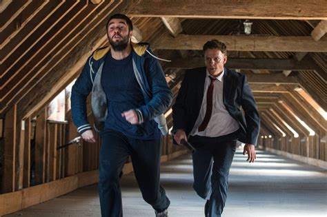 level up film josh bowman level up exclusive clip follows josh bowman outsmarting