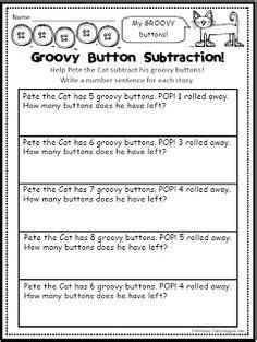 peterson s pad magic e peterson s pad pete the cat subtraction lesson pete the