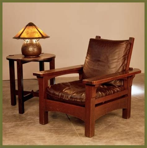 Stickley Mission Sofa by Great Americans Creating The Modern American Soul