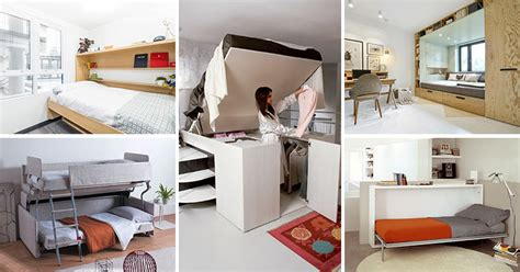 13 amazing exles of beds designed for small rooms contemporist