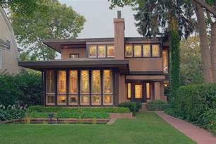 Prairie Home Style by Prairie Style House Landscaping The 1913 Edna S Purcell