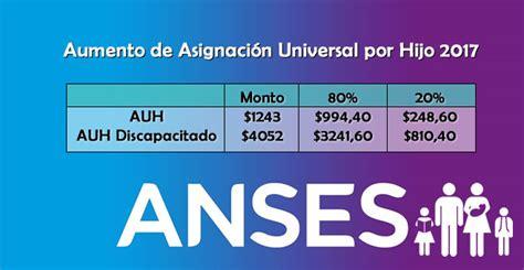 www asignacion universal por hijo aumento hay aumento en junio 2016 anses aumento jubilados 2015 html autos post
