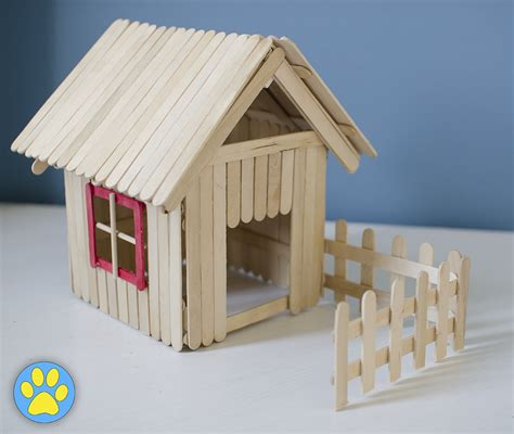 how to make a doll house with popsicle sticks how to build a simple popsicle stick house house plan 2017