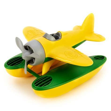 speelgoed ecocheques watervliegtuig 1j green toys kudzu eco webshop