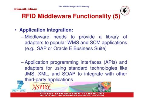 sap rfid tutorial introduction to rfid middleware
