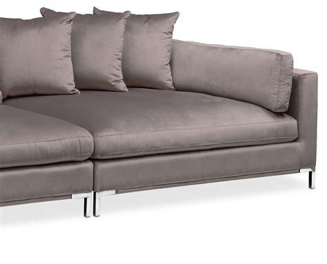 moda sofa moda 2 piece sofa oyster american signature furniture