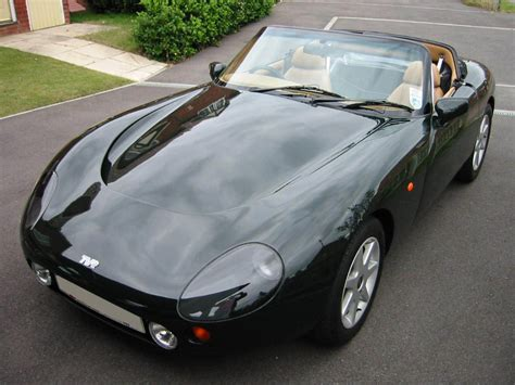 Tvr Parts Usa Bri S Tvr Griffith