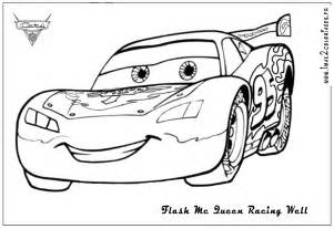free coloring pages lightning macqueen logo