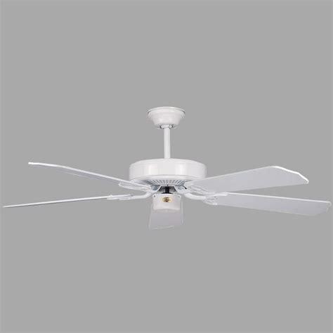 high tech ceiling fan radionic hi tech calli 52 in white ceiling fan with 5