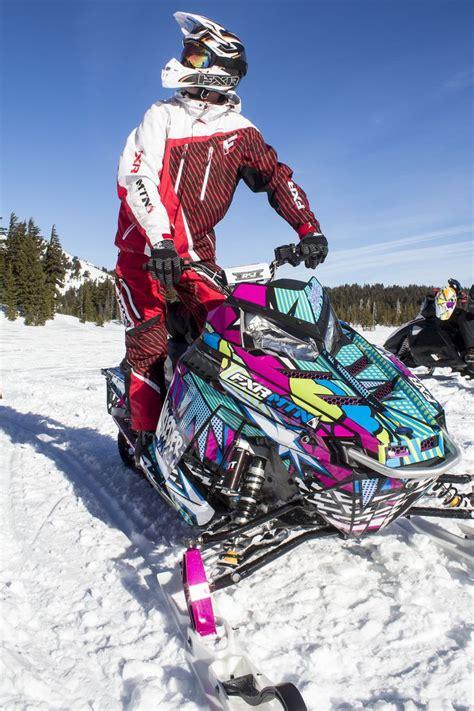fxr motocross gear fxr racing nw sledder mission gear snowmobile wraps