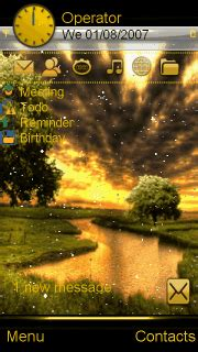 nokia e72 nature themes download download beautiful nature theme nokia theme mobile toones