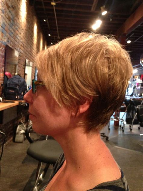 who do aline haircuts work for layered aline haircut long hairstyles