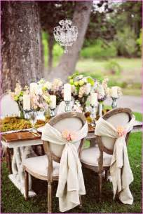 Country shabby chic wedding decor home design ideas