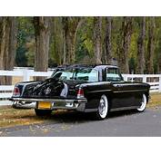 1956 LINCOLN CONTINENTAL MARK II 2 DOOR COUPE  138274