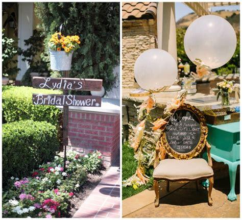 Backyard Bridal Shower Ideas How To Host A Beautiful Backyard Brunch Bridal Shower Porch Advice