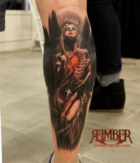 dark age tattoo by rember age studio tattoos