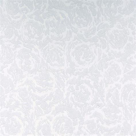 leaf patterned blown vinyl graham brown paintable blown wallpaper swirl white 10m