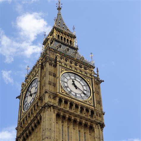 big ben free photo big ben clock london england free image