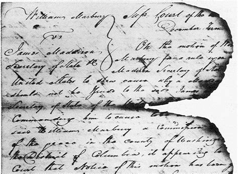 Marbury Vs Essay by Marbury V Essay