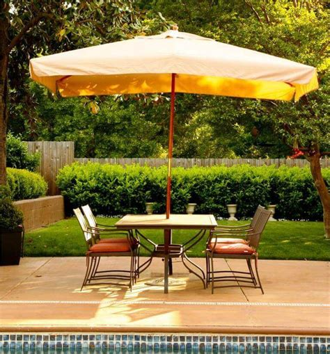 Patio Umbrellas Rectangular 11 Rectangular Patio Umbrella1 Best Rectangular Patio Umbrellas Ideas Walsall Home And