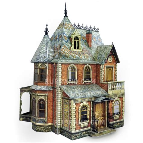 victorian style doll houses buy victorian dollhouse 1 with furniture in online store rubrand com with worldwide