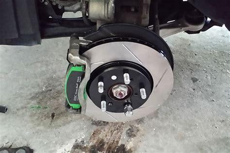 stoptech slotted brake rotors regular or cryo free