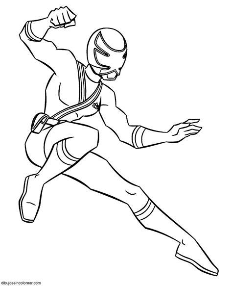 dibujos sin colorear dibujos de personajes de power