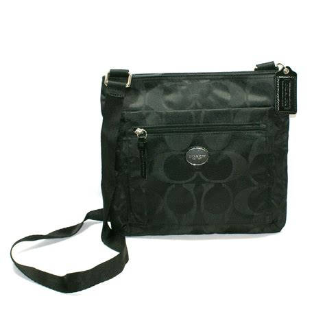 Coach Crossbody Black 1 Coach Crossbody Black