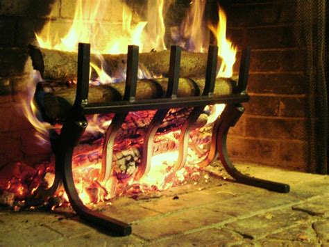 The Grate Fireplace by Fireplace Leaks Smoke Firewood Hoarders Club