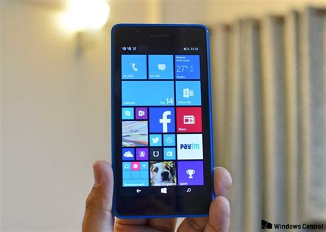 Update Microsoft Lumia 540 on and impressions microsoft lumia 540