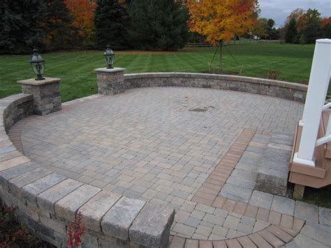 Brick Pavers Canton Plymouth Northville Ann Arbor Patio Sealing A Paver Patio