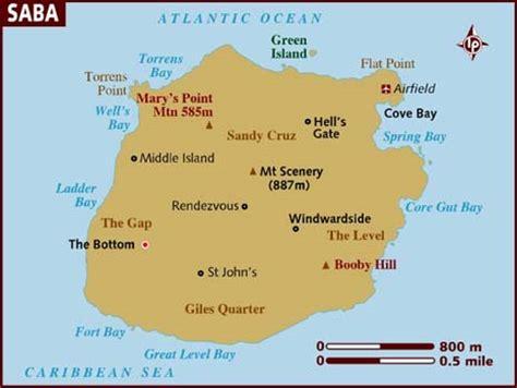 Saba Search Map Of Saba