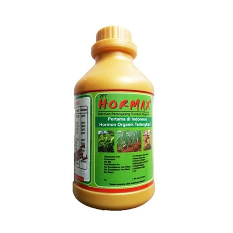 Hormon Zpt Alami hormax zpt hormon perangsang tumbuh organik 500ml