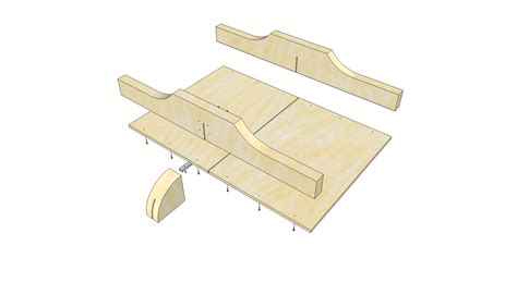 sle blueprints table saw cross cut sled plans adam gabbert