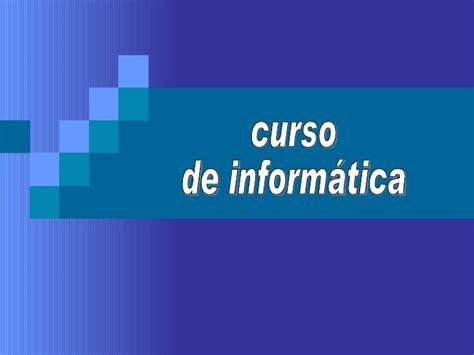 sitios web para hacer cursos de ingl 233 s gratis idiomas curso de informatica