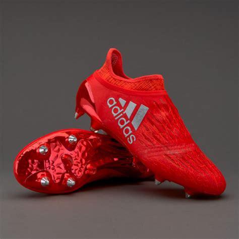 Sepatu Bola Kaki Adidas sepatu bola adidas x 16 purechaos sg solar silver metallic hi res