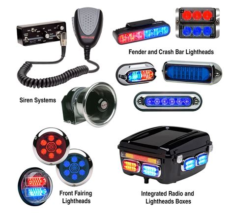 police motorcycle emergency lights the latest in motorcycle lighting hendon publishing