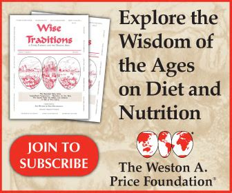 Weston A Price Vaccine Detox by Dr Price