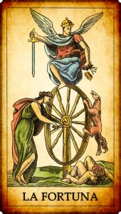 dispensare significato la fortuna carta dei tarocchi significato e interpretazione