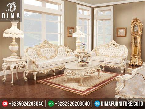 Kursi Tamu Ukir Murah set kursi sofa tamu mewah terbaru set sofa tamu mewah